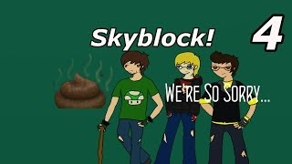 Skyblock Ep 4: Give me your wood