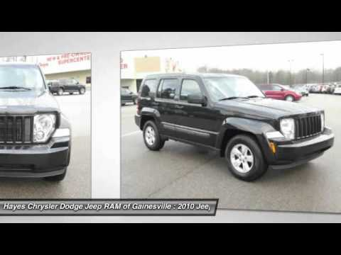 2010 jeep liberty gainesville ga 11585a youtube. Black Bedroom Furniture Sets. Home Design Ideas