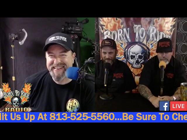 Born To Ride Radio 06-23-2020