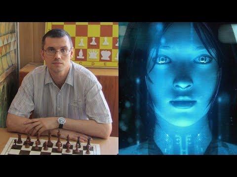 """Автор канала """"Шахматы Для Всех"""" против нейросети Leela Chess ZERO"""