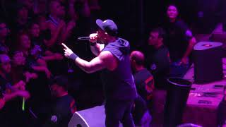 Bad Wolves - Zombie  11-24-2018  Green Bay Video