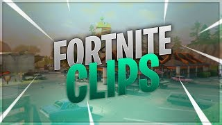 Fortnite Clip l 2 l How to win Fortnite without skill.