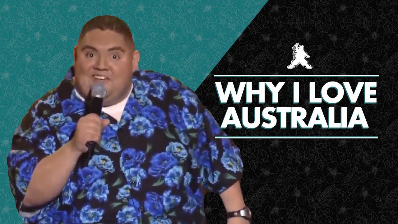 Why I Love Australia | Gabriel Iglesias