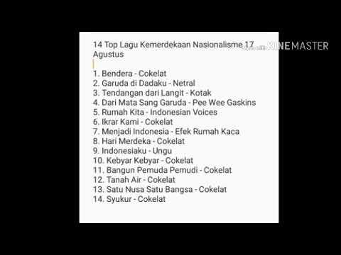 MUSIC 1 | 14 Lagu Band Bertema Kemerdekaan 17 Agustus Paling Enak