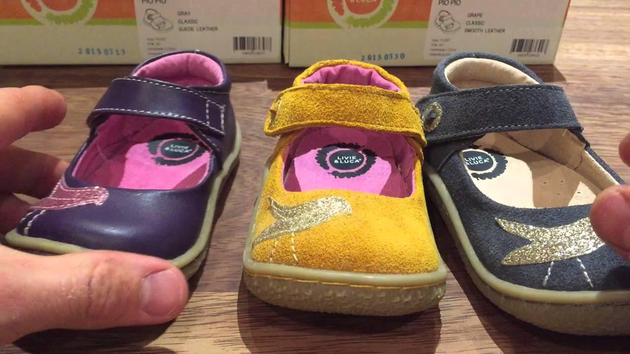 Livie \u0026 Luca Pio Pio Shoes for Girls