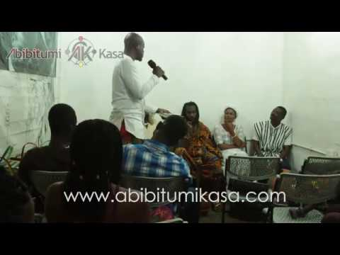 Ancestral Voices 2 Global Screening (Accra) Panel Discussion