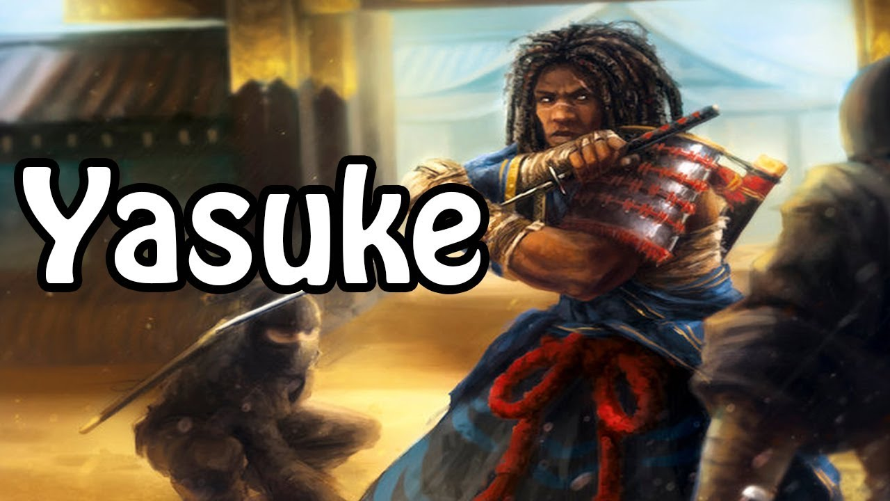 Yasuke: The Black Samurai (African History Explained)