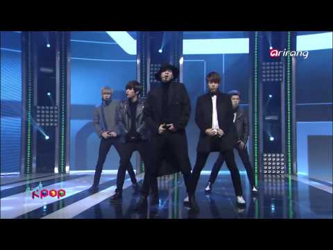 131203 HISTORY   What am I to you @ Simply K pop 1080P