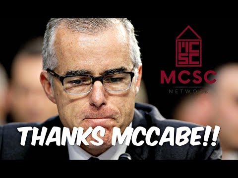 McCabe OIG Report Proves Indy Journalists Attacked For Exposing The Truth