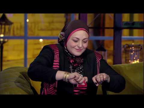 سليمان عيد وزوجته يلعبون مع مادي وشيماء لعبه التوافق والصور.   Talata Fe Wa7ed