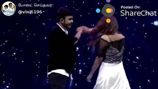 My arjun mesmerizing dance romantic performance with sneha in Jodi I love you Arjun soooooooo much❤❤