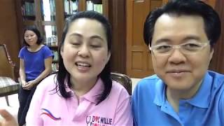 Kidney Disease Treatment, Heart Disease and Diabetes  Doc by Willie Ong and Doc Liza Ong