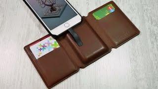 Обзор SEYVR – кошелек с аккумулятором для вашего iPhone, Android или Windows Phone