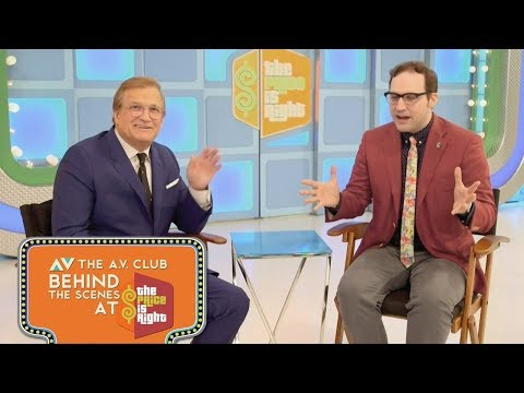 The A.V. Club - Price Is Right Special (Aug. 10, 2017)