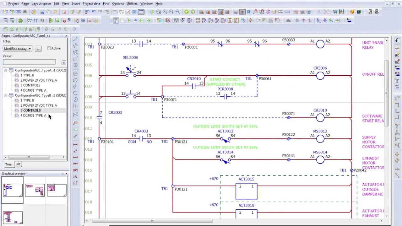 E Plan Electrical Tutorial Box Wiring Diagram Drawing Eplan Electric P8 Basics Youtube Cad Symbols