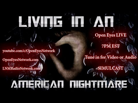 The Struggle of being an Empath - Are We Living In An American Nightmare? - Open Eyes 06-29-16