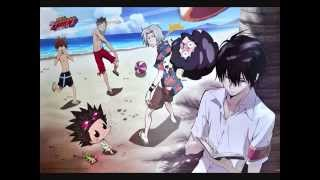 Katekyo Hitman Reborn Ending 16 Canvas Full