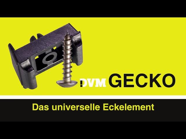 DVM Pfostentechnik - Toranschluss
