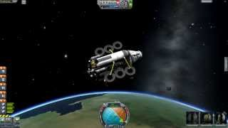 Kerbal Space Program - Travelling To Other Planets - Tutorial For Beginners