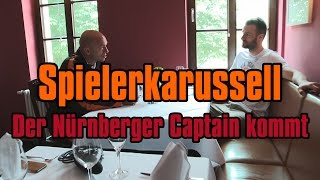 NINERS360 Spielerkarussell - Der Nürnberger Captain kommt