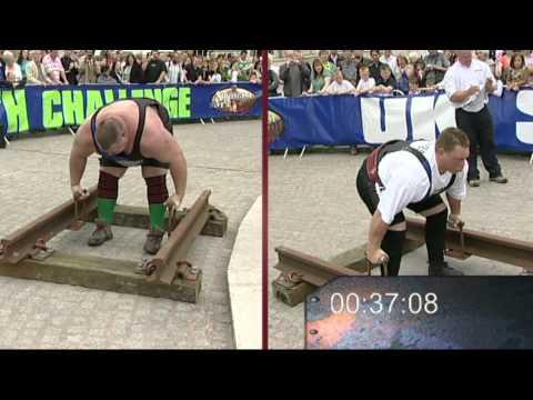 UK's Strongest Man - 2007 Episode 1 Part 1
