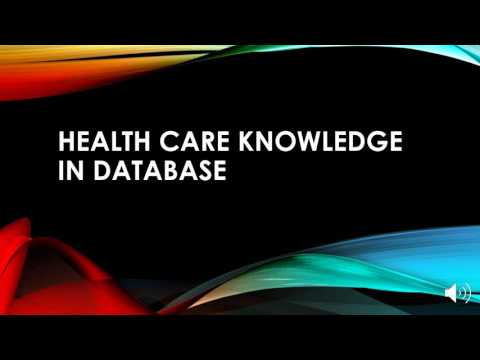 Data Mining At It Applies To Healthcare