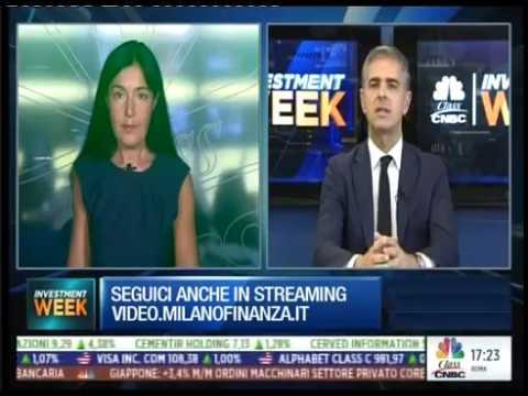 """Roberto Russo su Class CNBC - """"Asset allocation dell'ultimo trimestre"""" 11 ottobre 2017"""