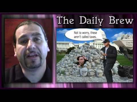 THE DAILY BREW #43 (8/8/2013) Coffee & The Morning Headlines #PTN