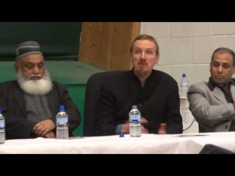 Abdal Hakim Murad talks about The Cambridge Mosque Project