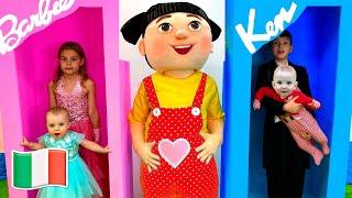 Cinque Bambini Canzoni Per Bambini