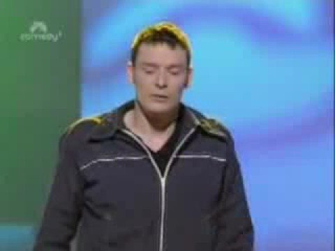 Julian Barratt - The Comedy Network