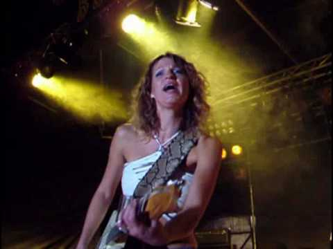 Blues in Lehrte 2005 - Ana Popovic