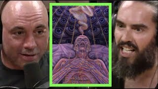 Russell Brand Wants to Know About DMT | Joe Rogan
