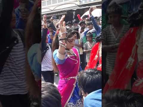 Devipujak girls dance