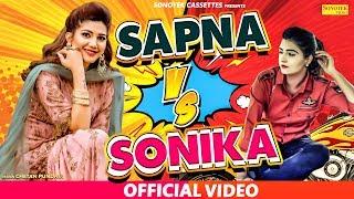 Sapna Chaudhary Vs Sonika Singh | Akki Aryan | Latest Haryanvi Songs Haryanvi 2019 | Sonotek