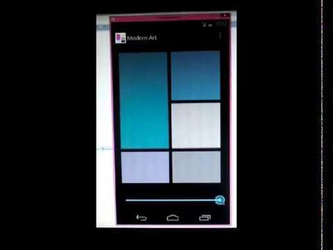 Modern Art Android App