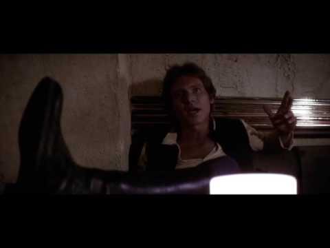 Han Solo Byronic Hero
