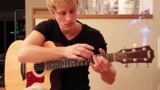 Шикарное соло на гитаре - Tobias Rauscher,