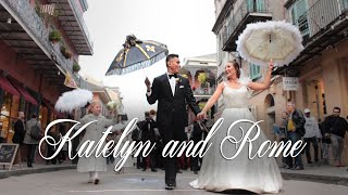 Katelyn and Rome {a wedding film}