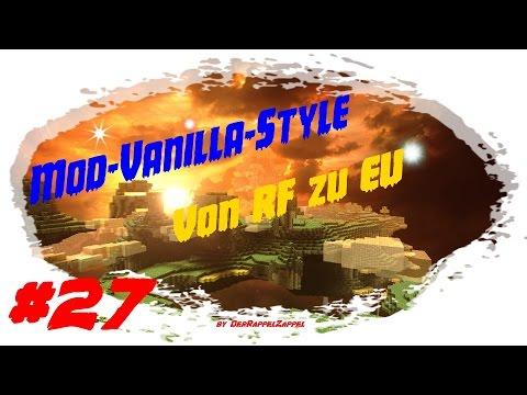 💎Infinity Evolved💎 /Mod-Vanilla-Style /#27 : Von RF zu EU
