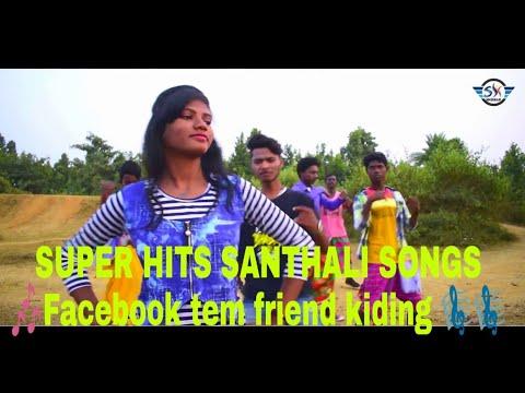 Facebook Tem Friend Kiding Full Video Song || New Santali Video Song 2019