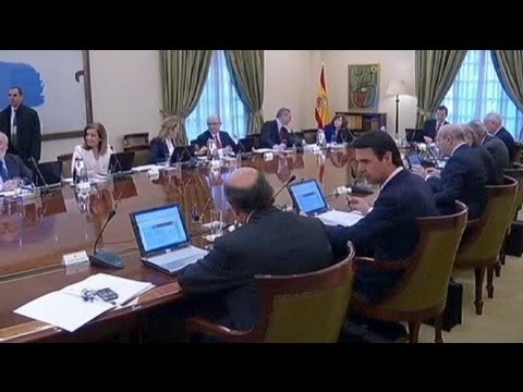 Spanish bank rescue plans moves forward