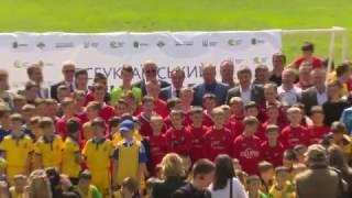 День футболу та 20-літній ювілей ДЮСШ Бердичева