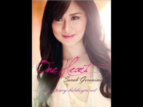 Nag-iisang Ikaw - Sarah Geronimo (One Heart Album)
