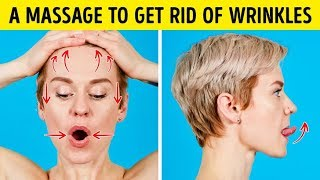 I Had Horrible Wrinkles And Then I Started Doing This Face Massage