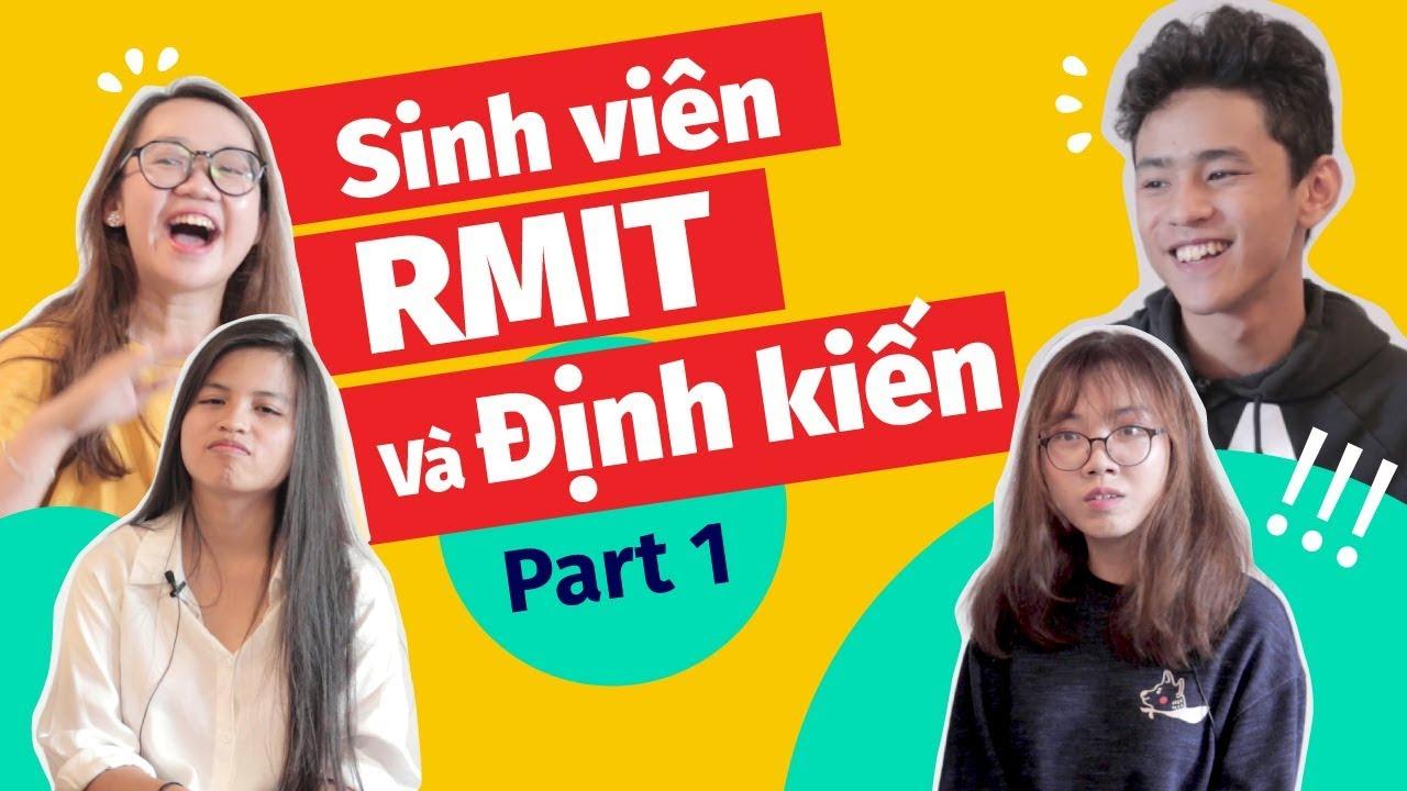 """Sinh viên #RMIT nói gì về bình luận từ cư dân mạng? (""""đua đòi"""", """"không hoà đồng"""") #Reaction – phần 1"""