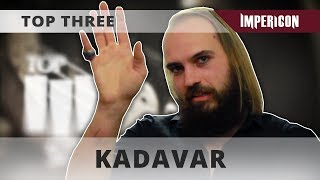 A Lesson In Music History - Top Three with Kadavar