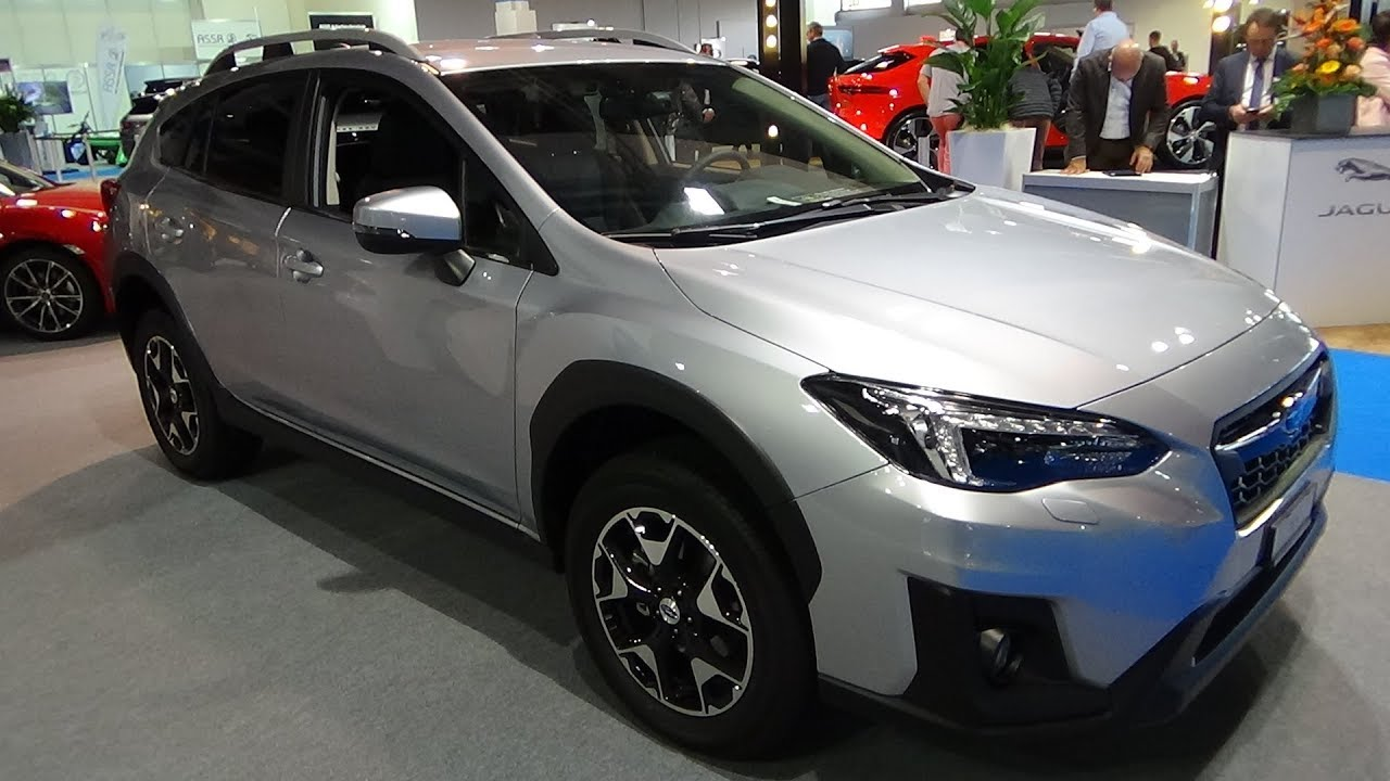 2019 Subaru Xv 1 6i Swiss Plus Exterior And Interior Auto Zurich