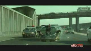 Matrix Reloaded - Car chase - Music Video (widescreen & audio HQ)