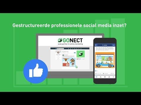 social media marketing gonect online marketing